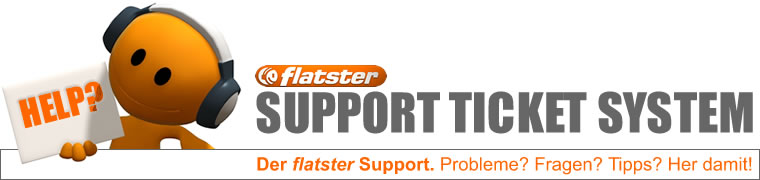 flatster Helpdesk Support v1.2